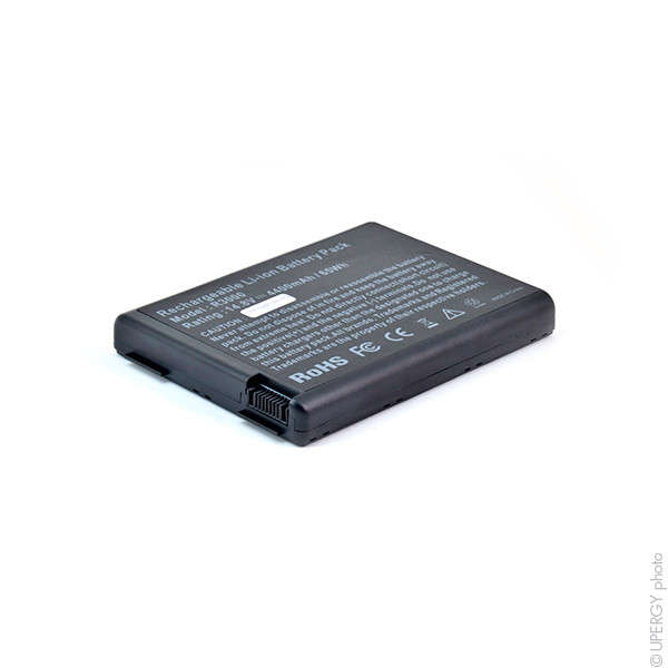 Laptop battery 14,8V 4400mAh for HP Compaq Business NoteBook NX9105-DZ944AA