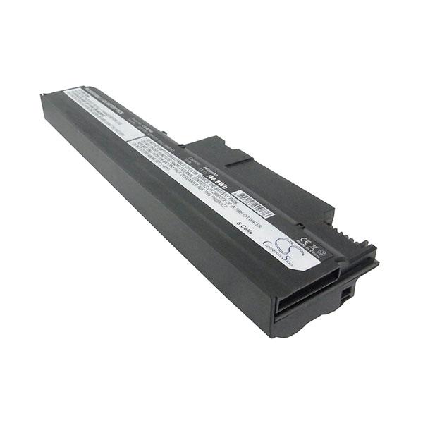 Laptop battery 10,8V 4400mAh for IBM Lenovo ThinkPad T43-2668