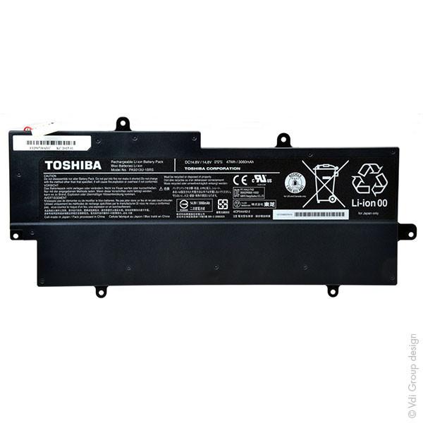 Laptop battery 14,8V 3060mAh for Toshiba Satellite Z830