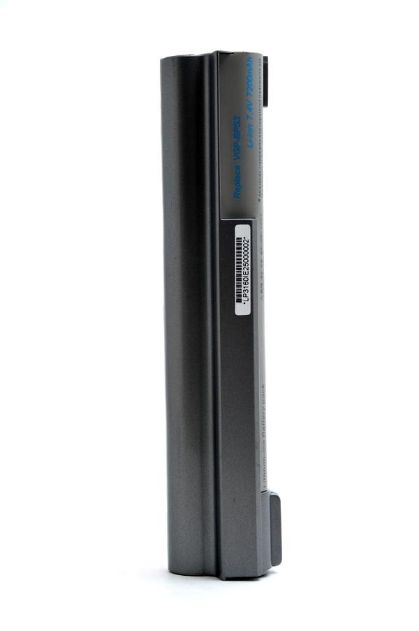 Laptop battery 7,4V 7200mAh for Sony Vaio T2XP/S