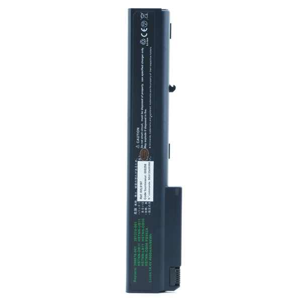 Laptop battery 14,8V 4400mAh for HP Compaq Business NoteBook nw8240 Mobile WorkStation
