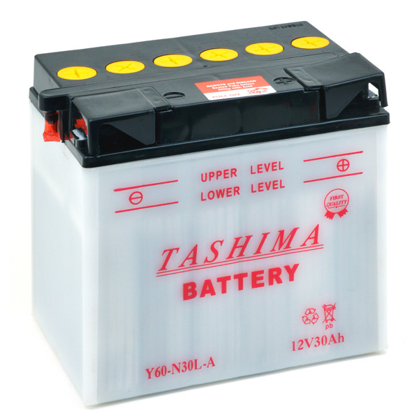 Motorbike, Scooter battery 12V 30Ah for Piaggio 125 HEXAGON 125 LX LXT 1998 - 1999