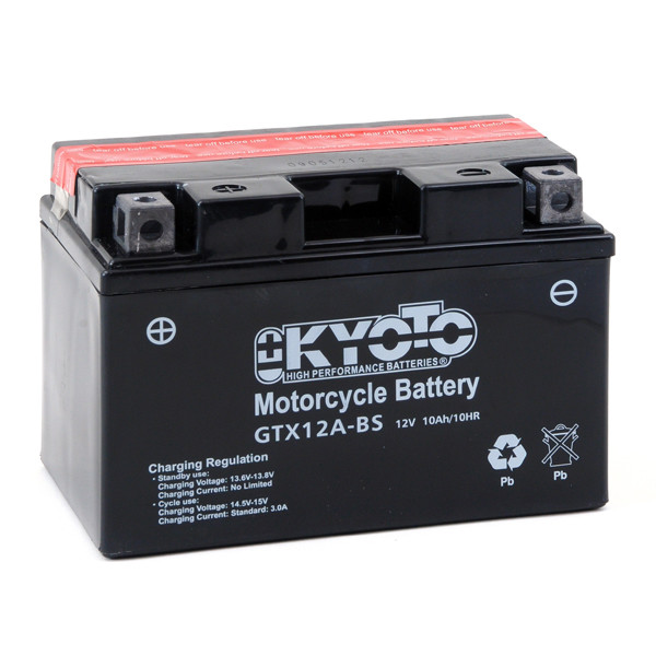Motorbike, Scooter battery 12V 9,5Ah for Suzuki 1000 TL 1000 R,S 1997 - 1999