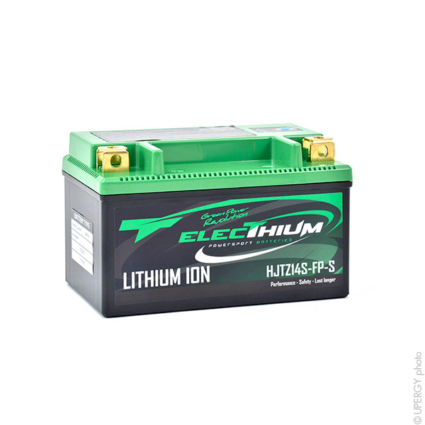Motorbike, Scooter battery 12V 4,8Ah for Yamaha 530 XP 530 TMAX 2012