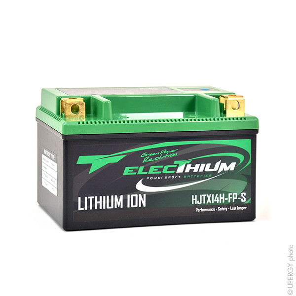 Motorbike, Scooter battery 12V 4Ah for Triumph 900 TIGER 900 T709 1999 - 2001