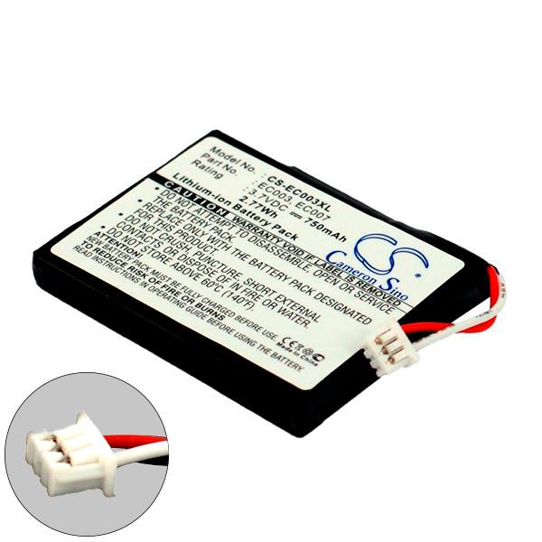 IPhone, iPod, iPad battery 3,7V 600mAh for Apple iPod Mini 4GB M9160LL/A