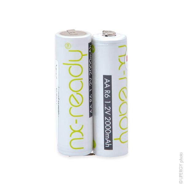 Shaver / Hair clipper battery 2,4V 2000mAh for Philips HQ6761