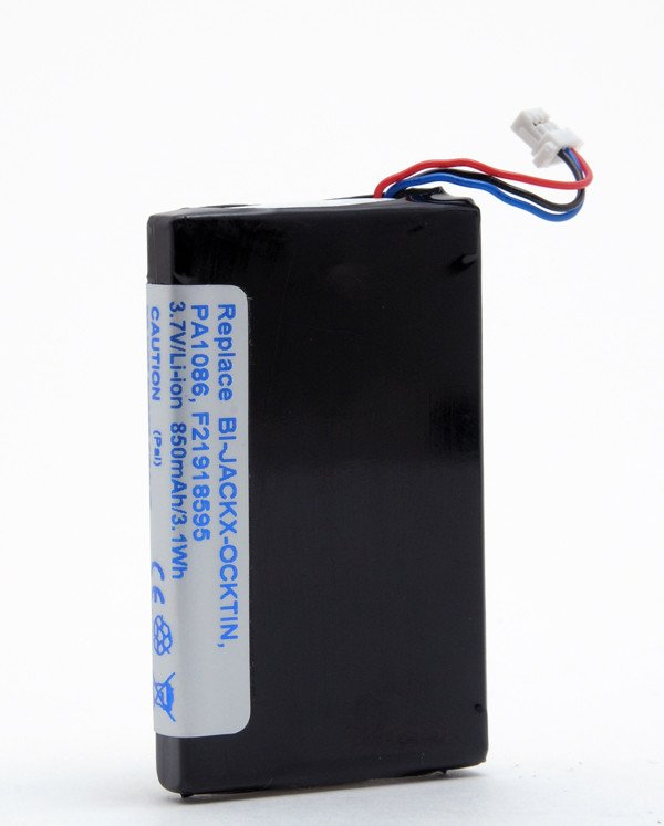 Mobile phone, PDA battery 3,7V 750mAh for Palm M130