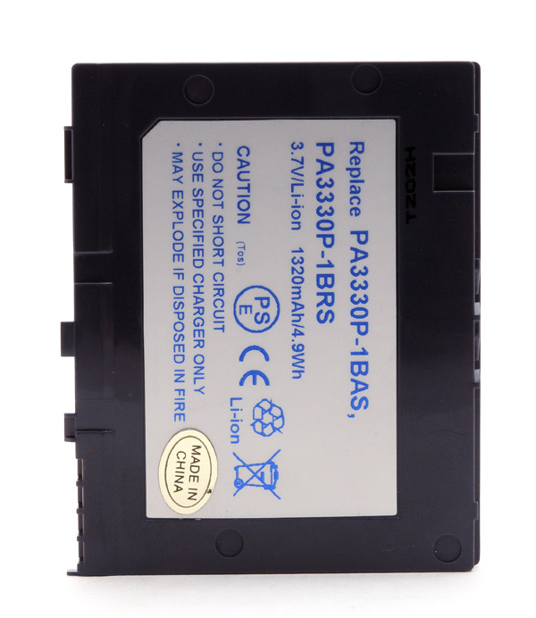 Mobile phone, PDA battery 3,7V 1060mAh for Toshiba E830 WIFI