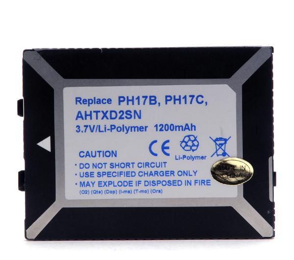 Mobile phone, PDA battery 3,7V 1200mAh for I-Mate PDA2