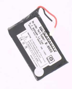 Mobile phone, PDA battery 3,7V 650mAh for Palm Zire M155
