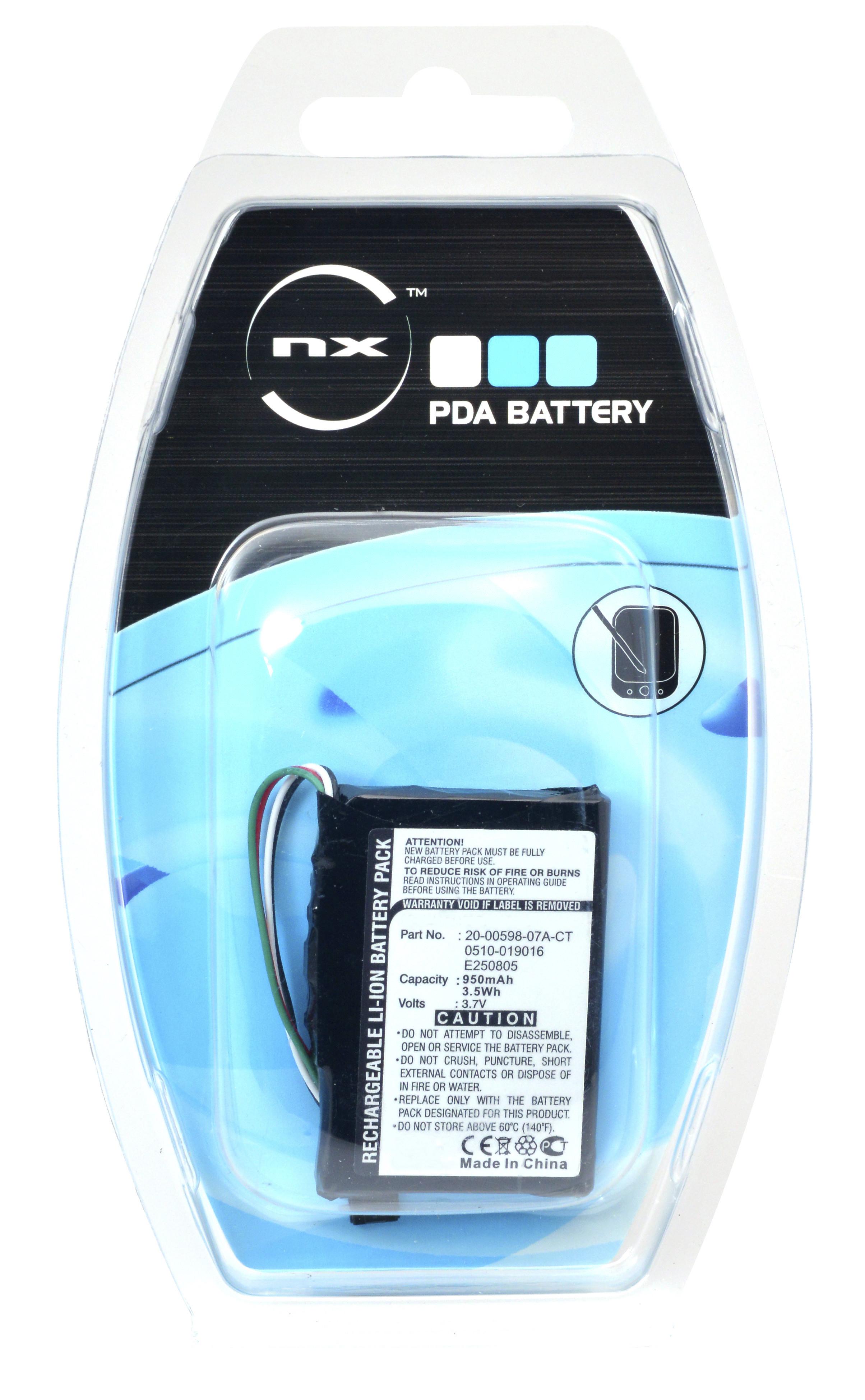 GPS battery 3,7V 950mAh for Acer N35