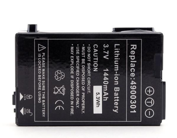 Mobile phone, PDA battery 3,7V 1440mAh for Typhoon Myphone M500