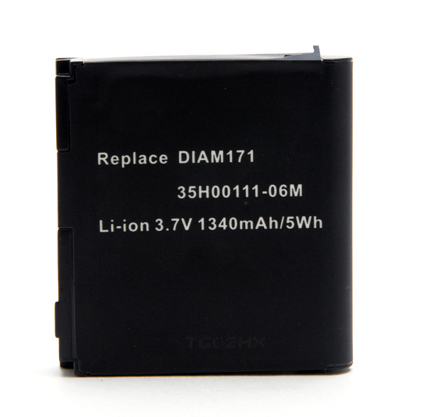 Mobile phone, PDA battery 3,7V 980mAh for HTC TYTN iii