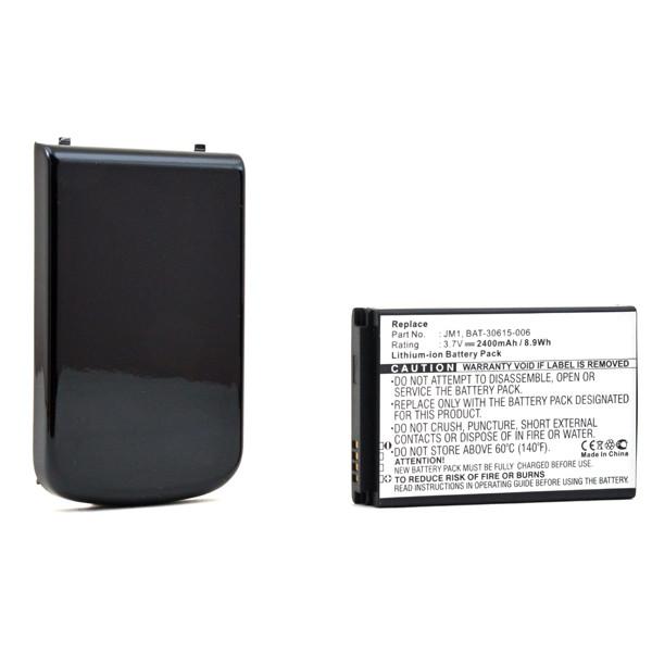 Mobile phone, PDA battery 3,7V 2400mAh for BlackBerry Bold 9900