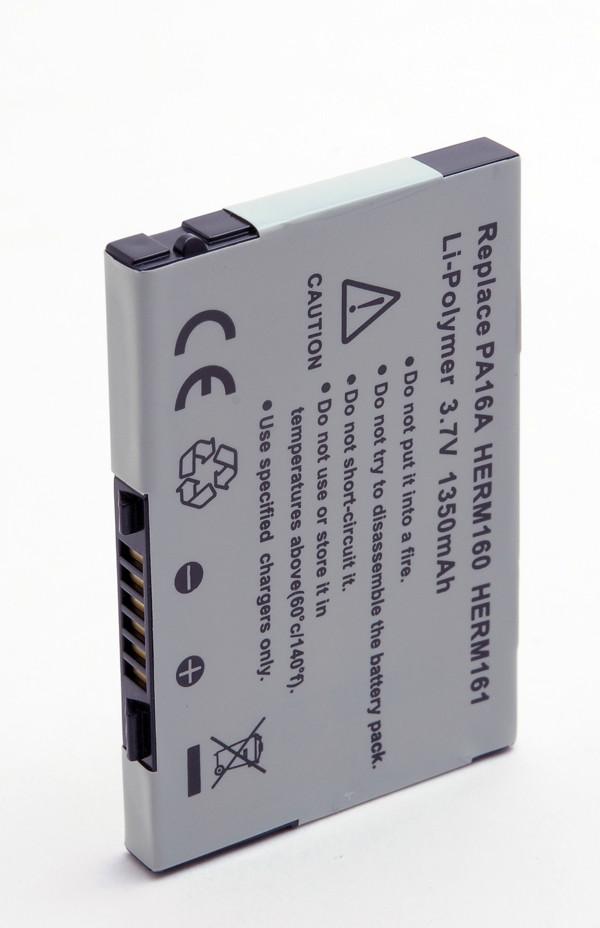 Mobile phone, PDA battery 3,7V 1150mAh for T-Mobile MDA Vario II