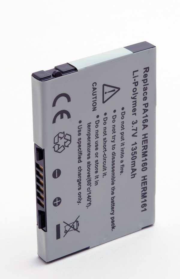 Mobile phone, PDA battery 3,7V 1150mAh for HTC TYTN