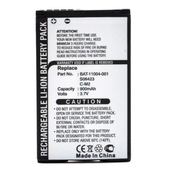Mobile phone, PDA battery 3,7V 900mAh for BlackBerry Pearl Flip 8220