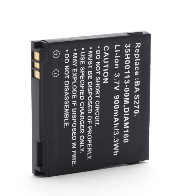 Mobile phone, PDA battery 3,7V 700mAh for T-Mobile MDA Compact IV