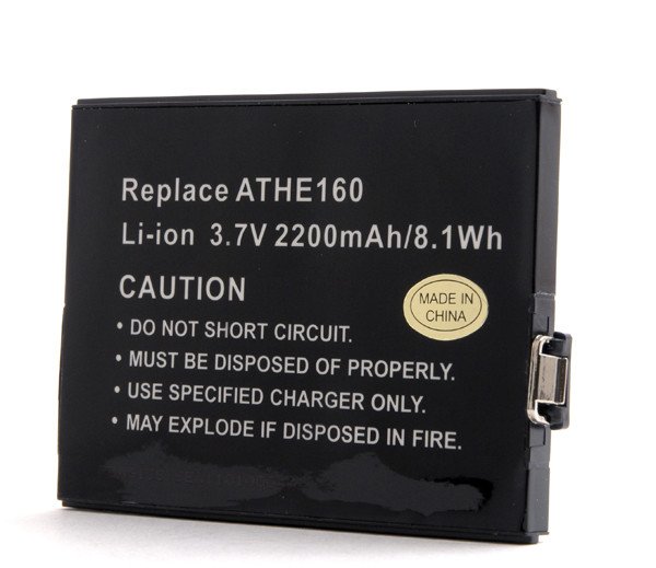 Mobile phone, PDA battery 3,7V 2000mAh for T-Mobile Ameo
