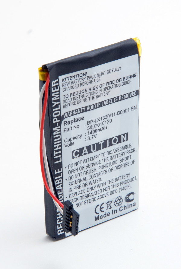 GPS battery 3,7V 1150mAh for Mio C520