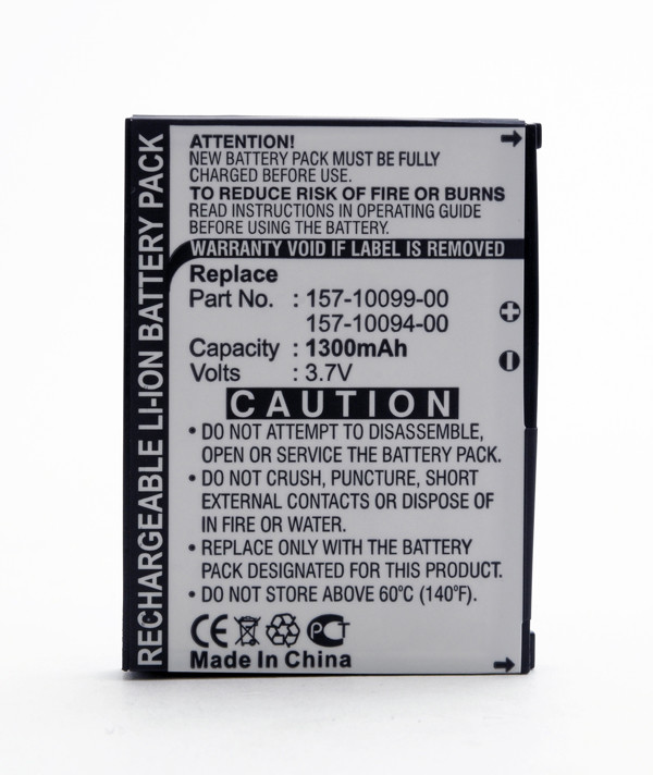 Mobile phone, PDA battery 3,7V 1300mAh for Palm Treo 500P