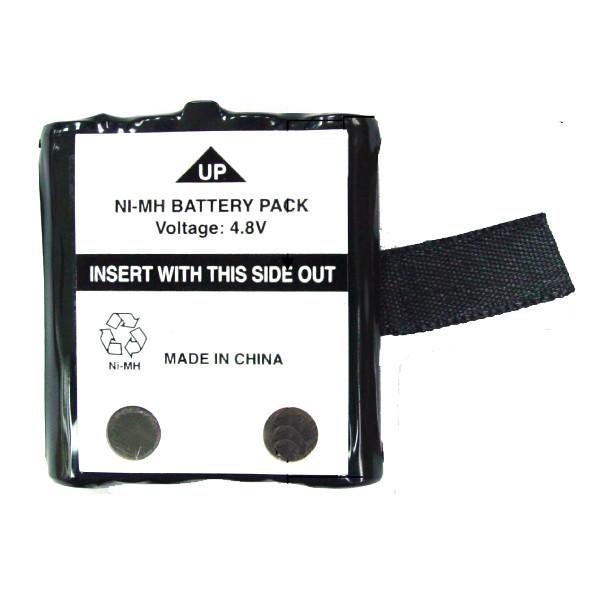 2Way radio battery 4,8V 700mAh for Motorola MT80 NimH