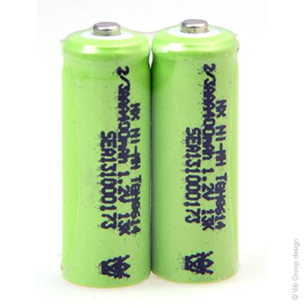 Cordless phone battery 1,2V 400mAh for Binatone IDECT M1