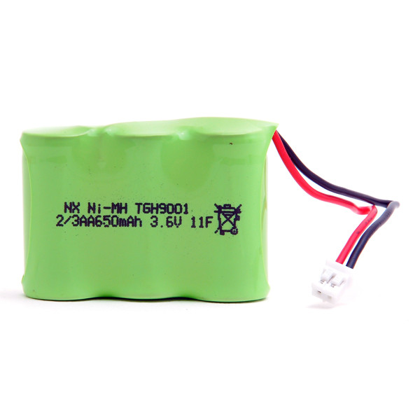 Cordless phone battery 3,6V 650mAh for Alcatel One Touch Class