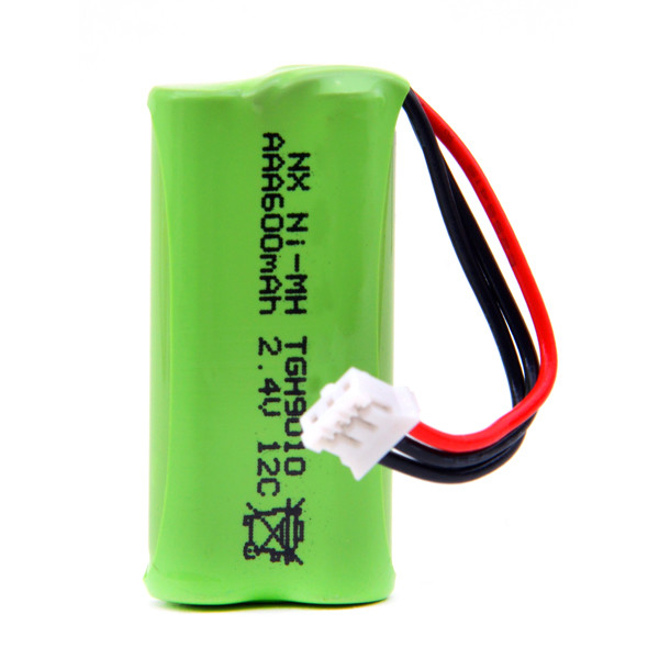 Cordless phone battery 2,4V 600mAh for Philips 3353 Kala Vox 300