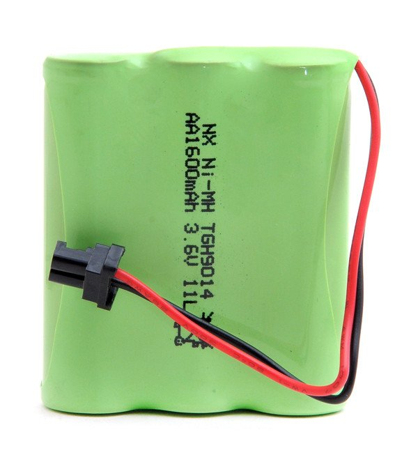 Cordless phone battery 3,6V 1600mAh for Binatone Icarus 8