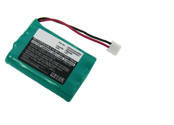 Cordless phone battery 3,6V 700mAh for Binatone Icarus 8