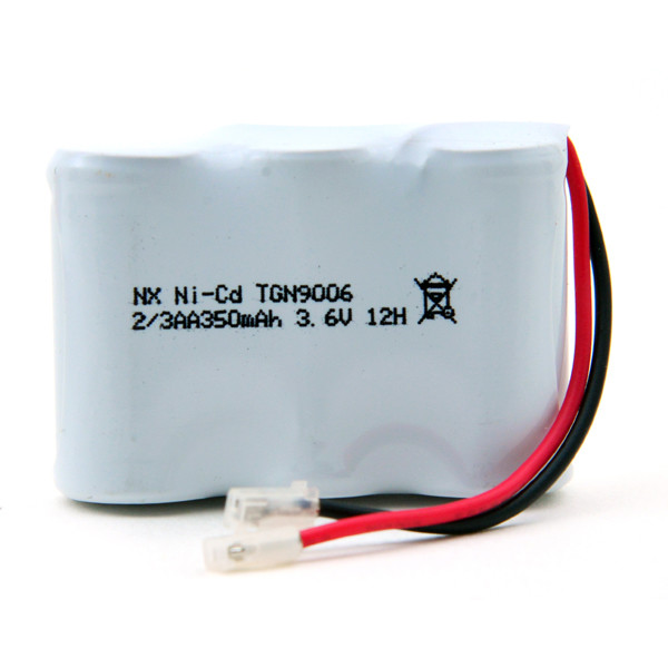 Cordless phone battery 3,6V 350mAh for Binatone Icarus 8