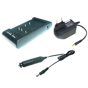 Chargers and/or Charging Plates for Digital Cameras and Camcorders for Samsung VP-HMX10C