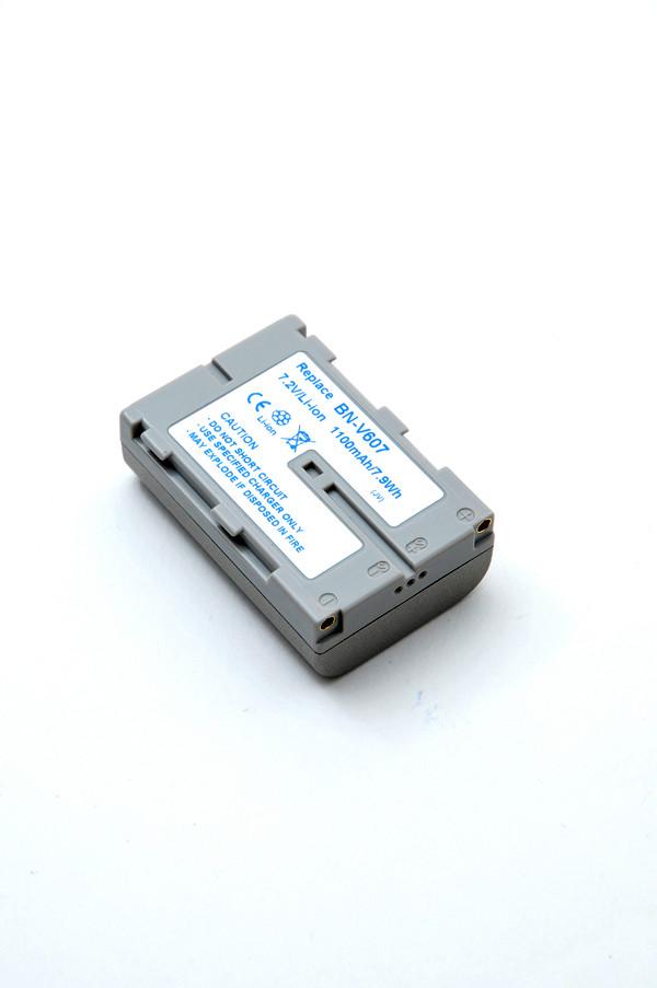 Camcorder battery 7,2V 1100mAh for JVC GR-DVL9500U