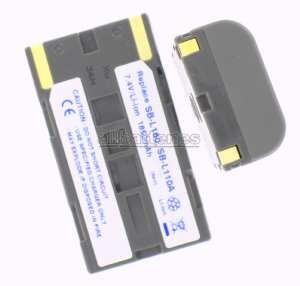 Camcorder battery 7,4V 2000mAh for Samsung VP-M50