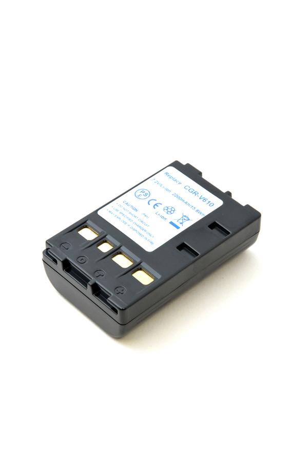 Camcorder battery 7,2V 2200mAh for Panasonic NV-VX57EG
