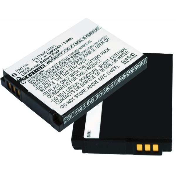 Camcorder battery 3,7V 1050mAh for Toshiba Camileo S30 HD