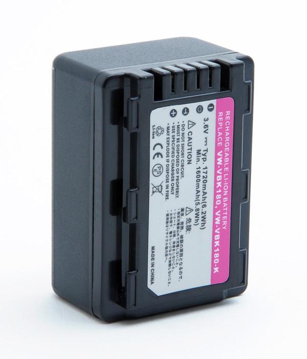 Camcorder battery 3,7V 1500mAh for Panasonic HC-V700MK