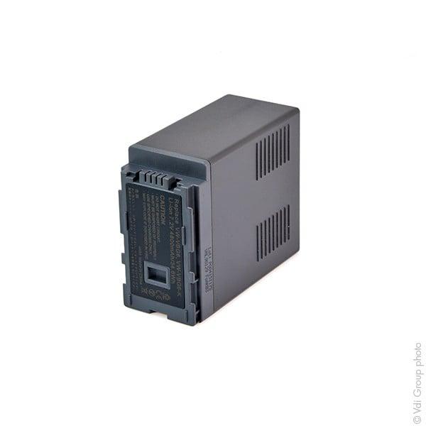 Camcorder battery 7,4V 4800mAh for Panasonic VDR-D310