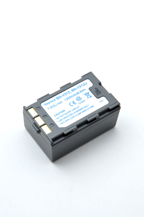 Camcorder battery 7,2V 1260mAh for JVC GR-DVX400