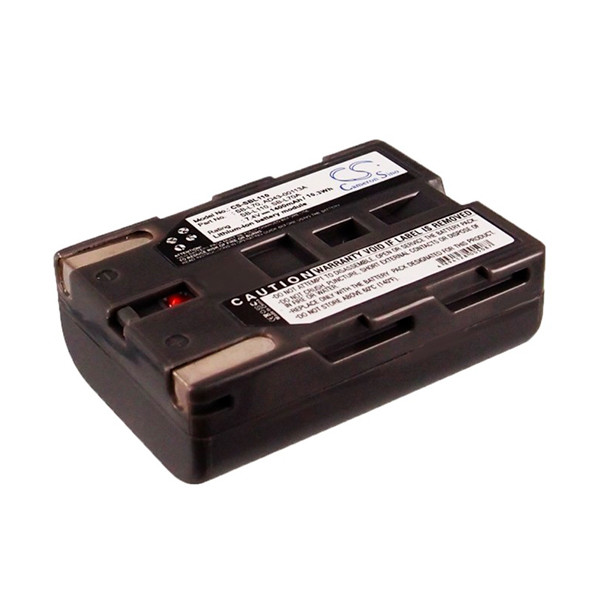 Camcorder battery 7,4V 1500mAh for Samsung VP-D87i
