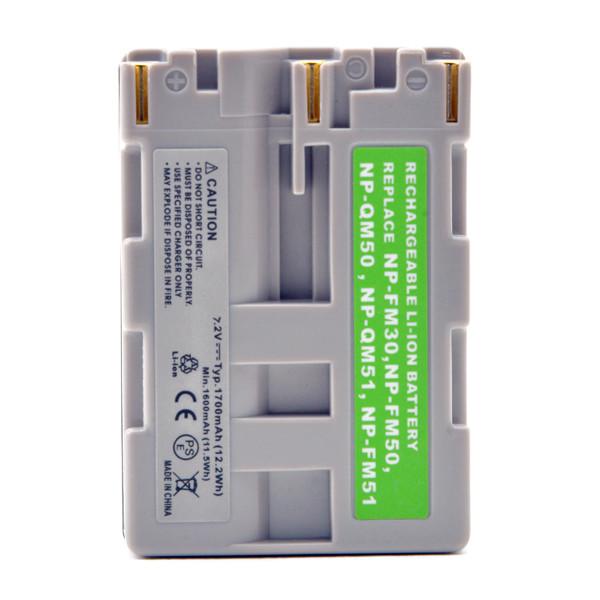 Camcorder battery 7,2V 1500mAh for Sony GV-D1000 (Video Walkman)
