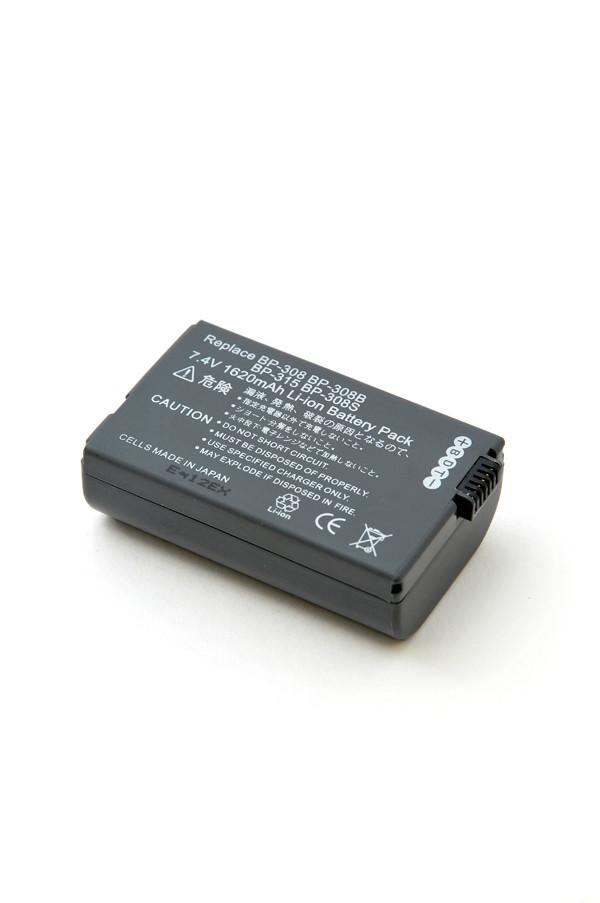 Camcorder battery 7,4V 1620mAh for Canon HV10