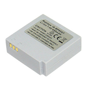 Camcorder battery 7,4V 750mAh for Samsung VP-MX10A