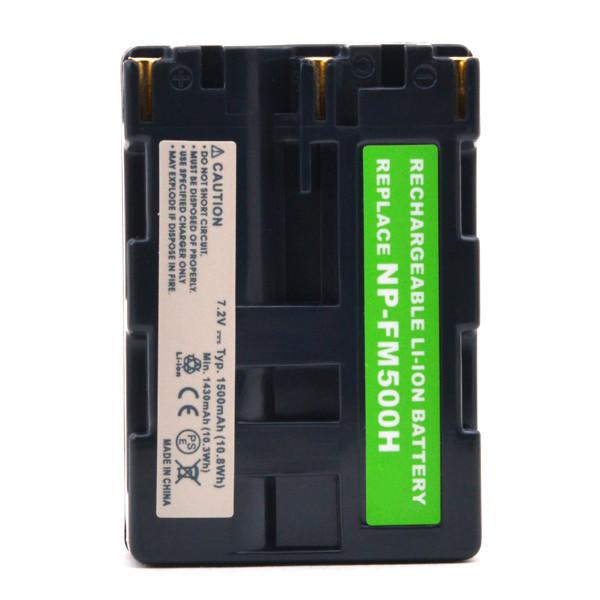Camcorder battery 7,2V 1500mAh for Sony DSLR-A700