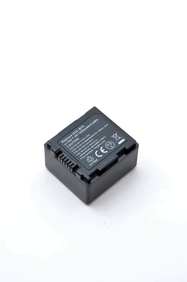 Camcorder battery 7,2V 1100mAh for Toshiba Gigashot GSC-A40F