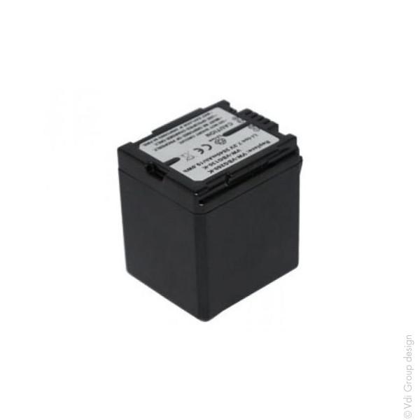 Camcorder battery 7,2V 2200mAh for Panasonic VDR-D310
