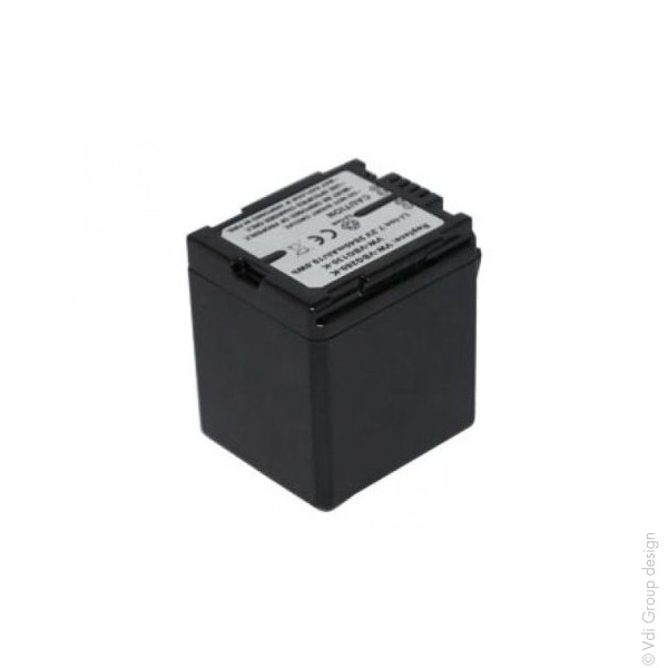 Camcorder battery 7,2V 2200mAh for Panasonic HDC-DX1GK