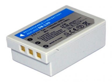Camcorder battery 3,7V 1100mAh for Sanyo Xacti VPC-SH1R